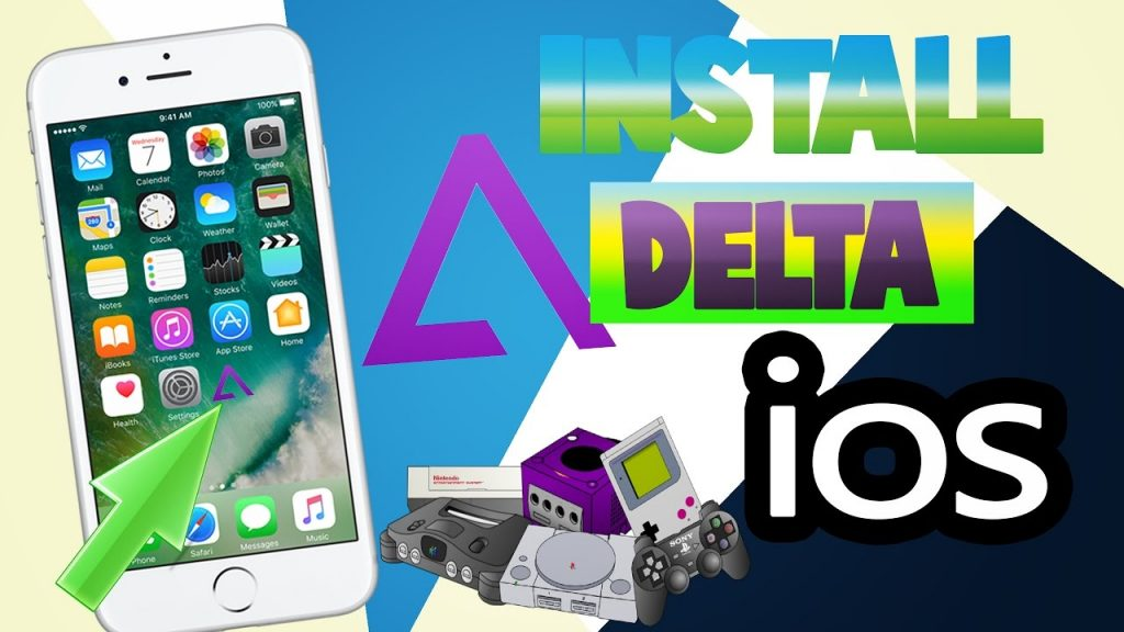 Download Delta Emulator for iOS (iPhone/iPad)