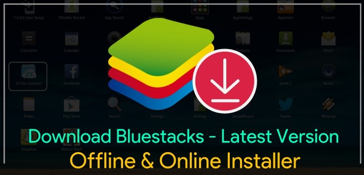 Bluestacks Download Free For PC/Laptop Windows 10/7/8 1/8