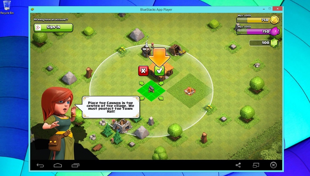Clash of Clans on PC BlueStacks