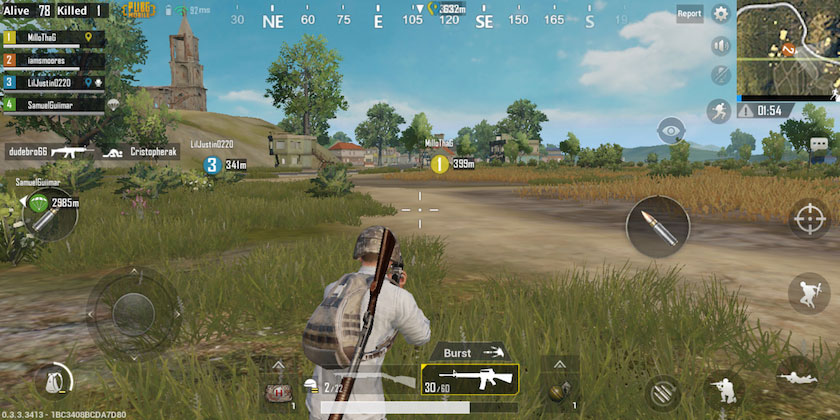 Can u play pubg mobile on mac