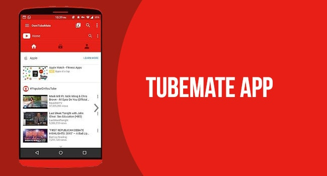 TubeMate for PC or Laptop | Download Tubemate for Windows 10